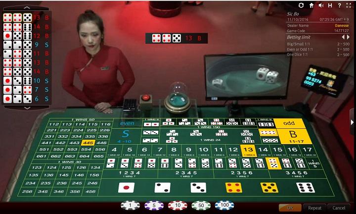 カジノ・ソウル オンラインカジノ ライブシックボー エンパイア777